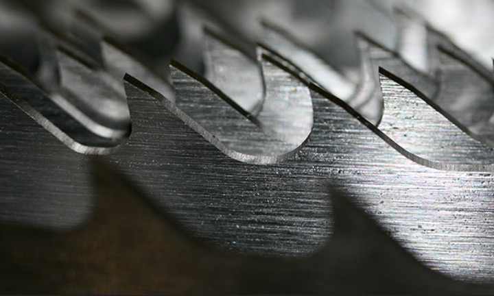 How to tell when your bandsaw blade is nearing the end of its life?